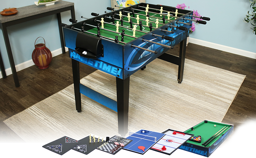 Multi Combo Game Table