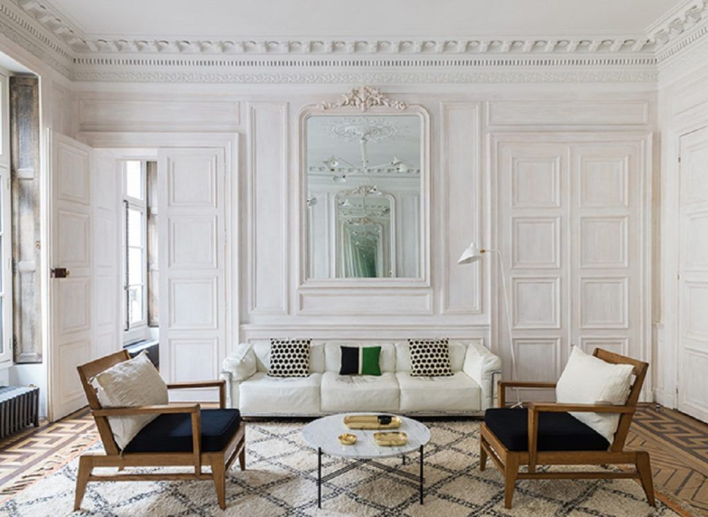 paris living room. View in gallery 12 Must Have Elements of Parisian Style Home Decor