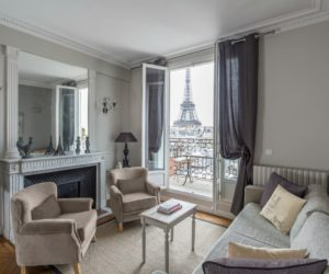 Exceptionnel A Serene Paris Apartment With Plenty Of Charm U2014 And A Great View.