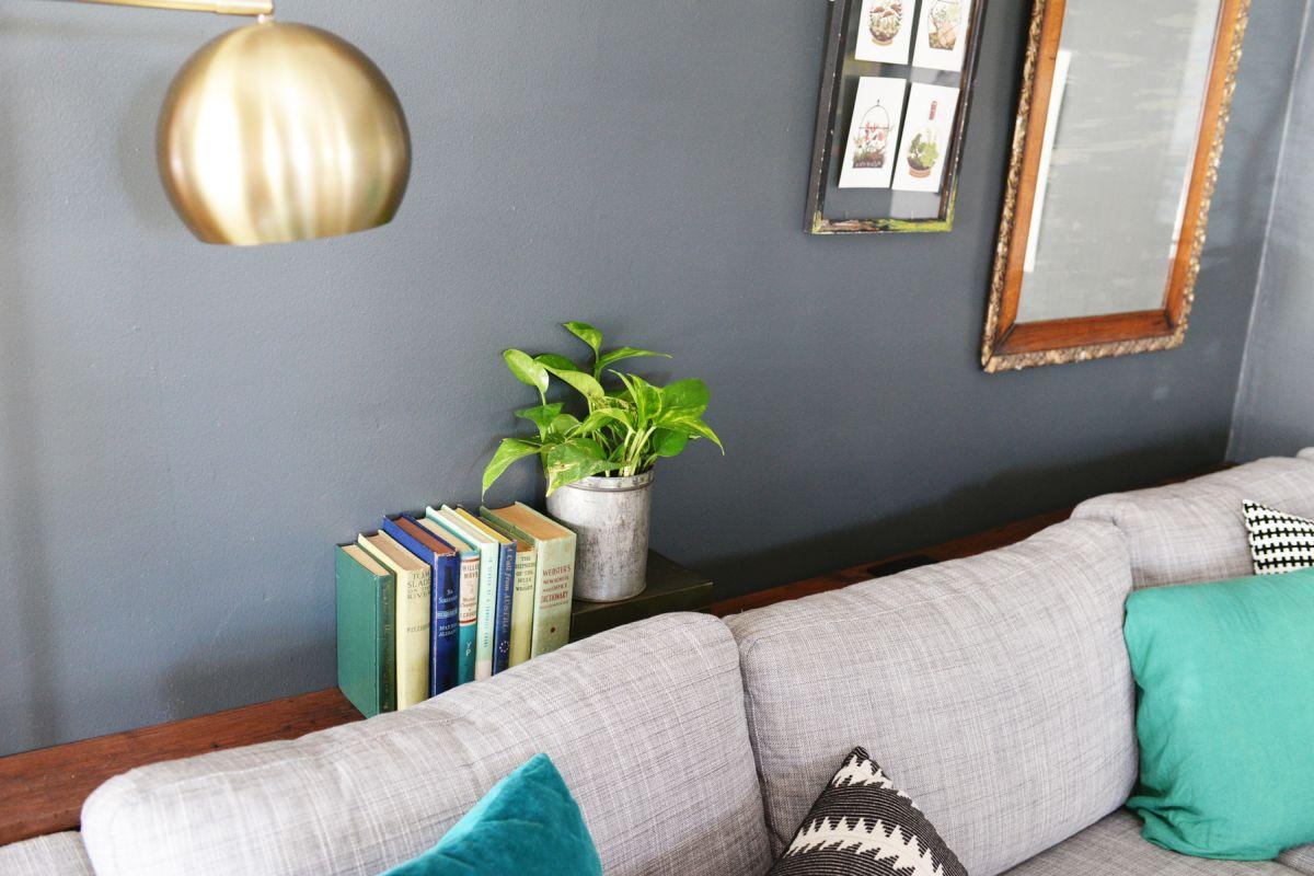 Wondrous Diy Narrow Sofa Table With Outlet Download Free Architecture Designs Griteanizatbritishbridgeorg