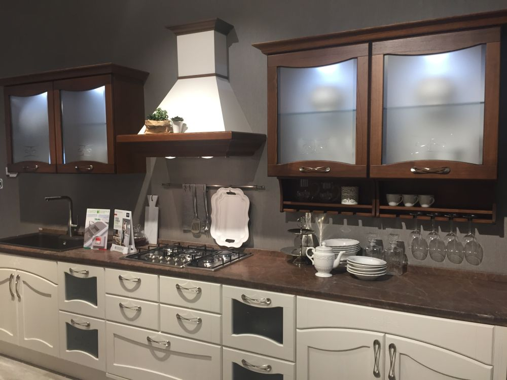 Glass kitchen cabinet doors and the styles that they work well with view in gallery glass cabinet planetlyrics Choice Image