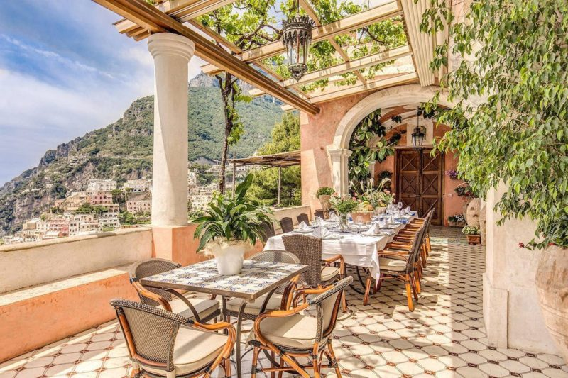 Historic Villa Embraces Modern Luxury In A Proud And Seamless Manner