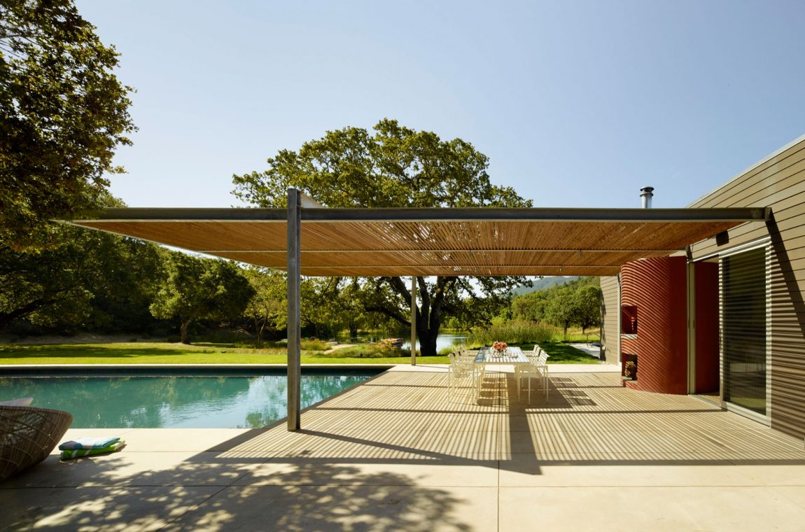 View in gallery - Pergola Design Ideas Adapted By Architects For Their Unique Projects