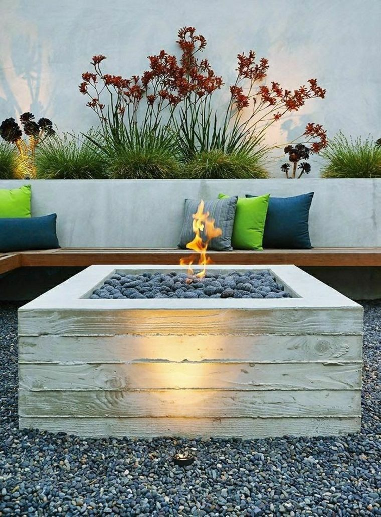 Outdoor Fire Pit Seating Ideas That Blend Looks And Function In Crazy Ways
