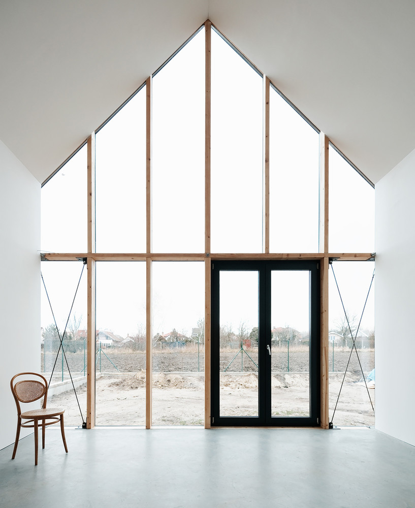 Floor to ceiling windows used to full potential to highlight great views