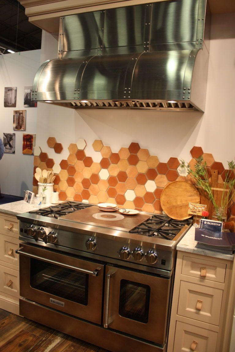 Kitchen Backsplash Two Different Sizes
