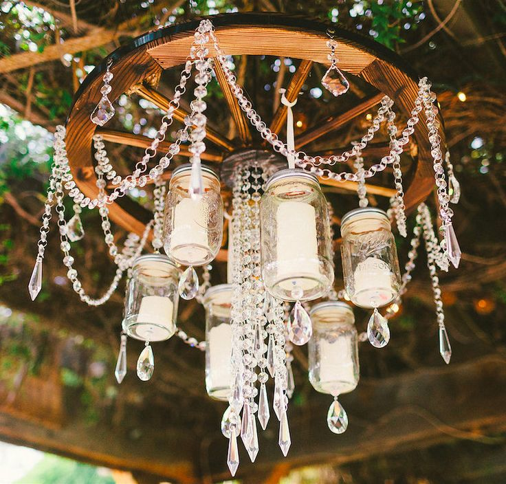 12 Hanging Candle Chandeliers You Can
