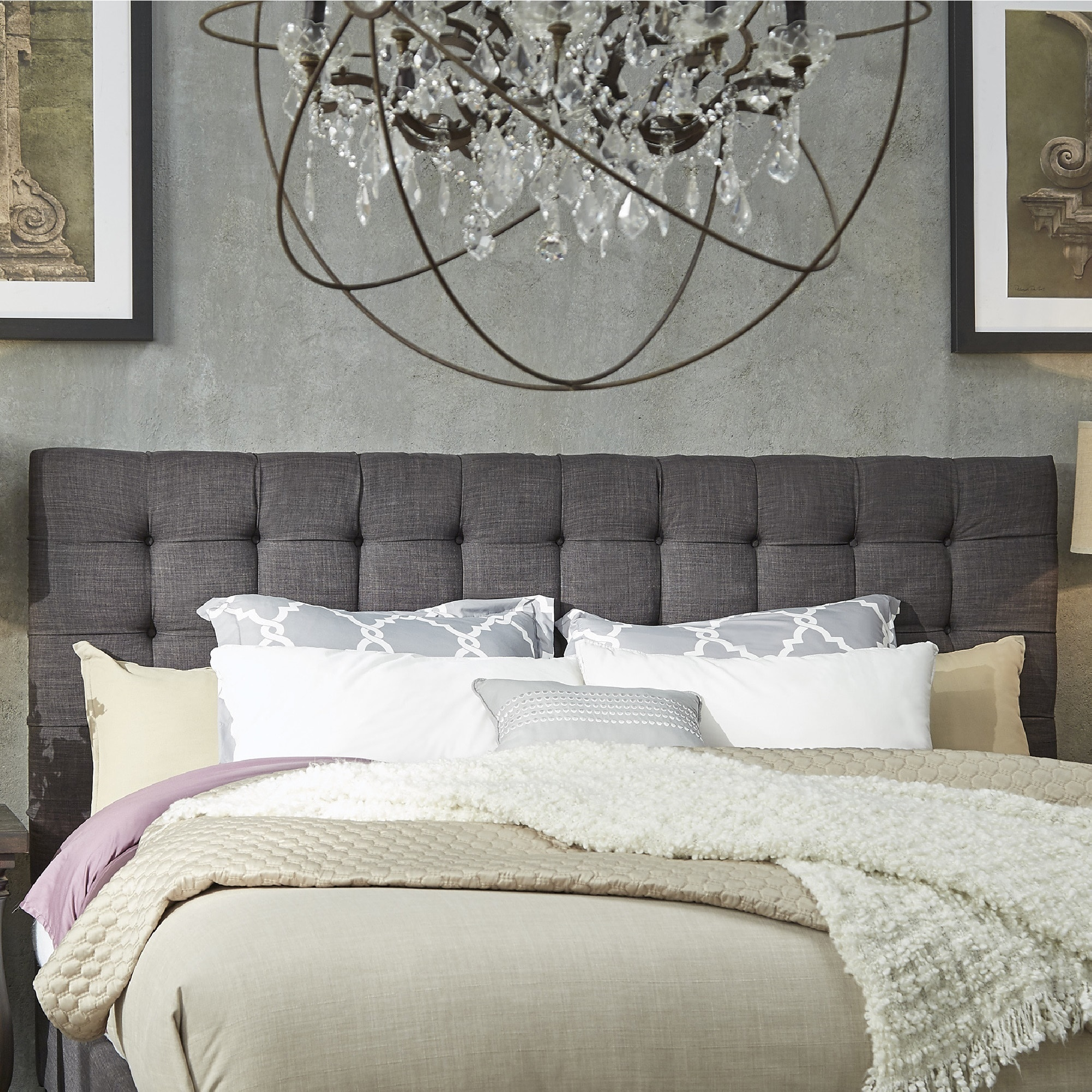 dark furniture joss pdp grey main katia tufted headboard reviews