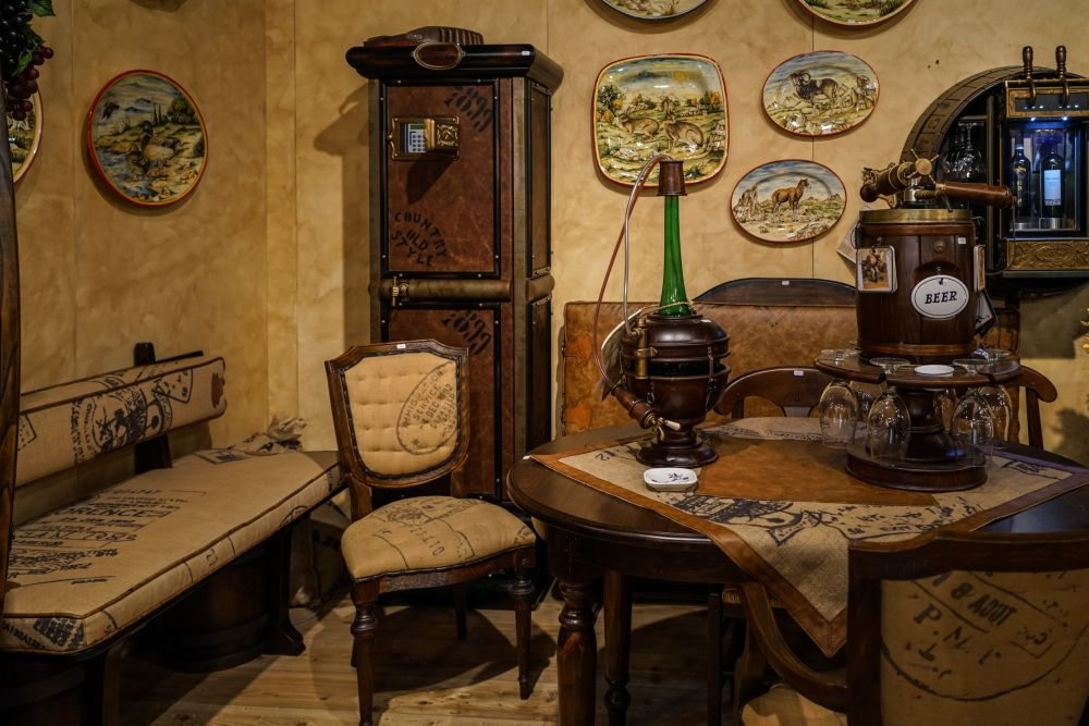 Mix Up Your Decor With Design-Forward Antique Furniture