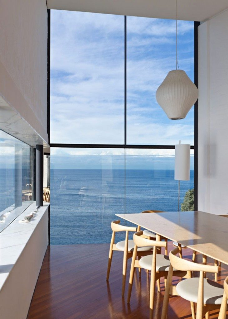 Floor To Ceiling Windows Used To Full Potential To Highlight Great