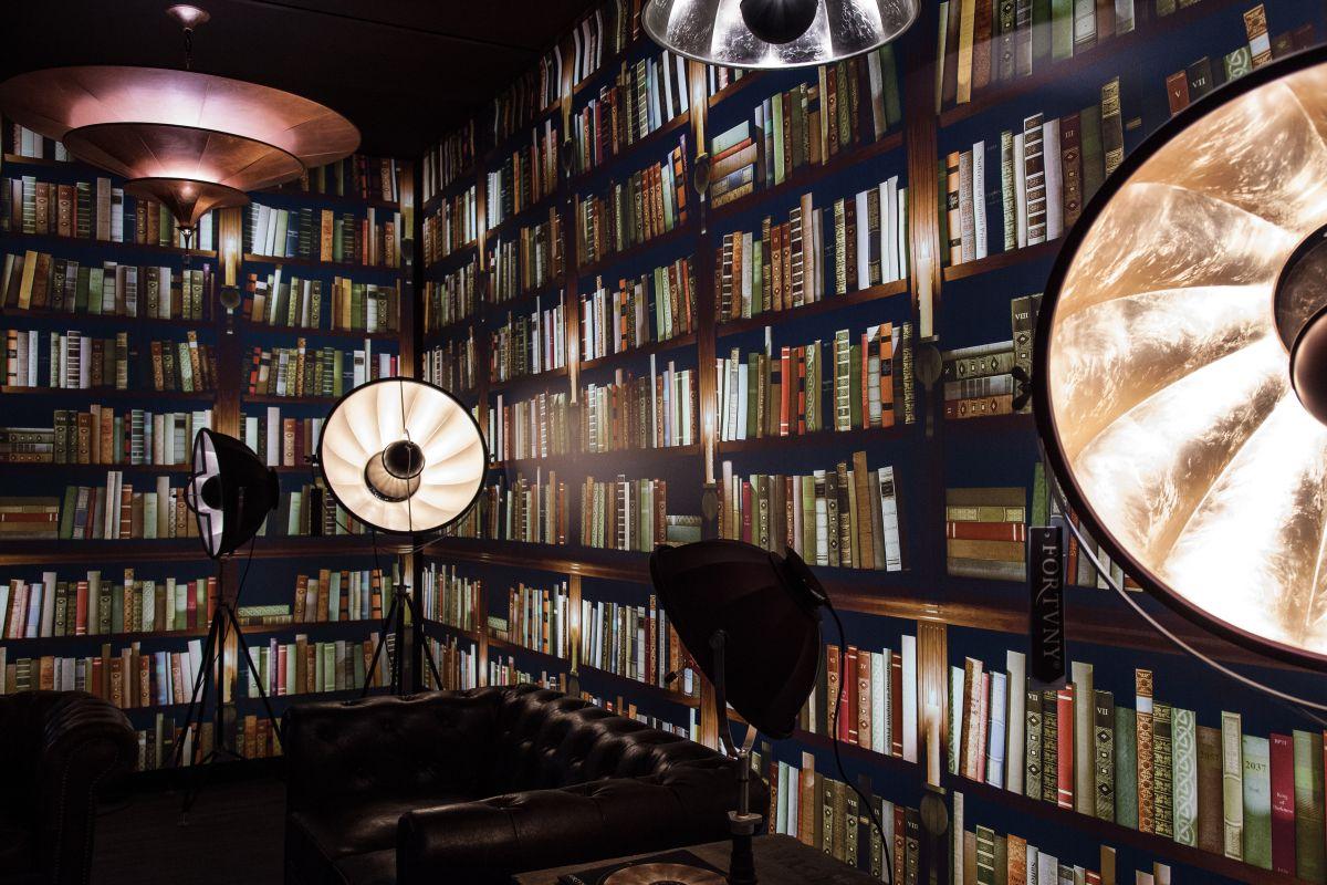 Books Aesthetic Wallpaper - Books Library
