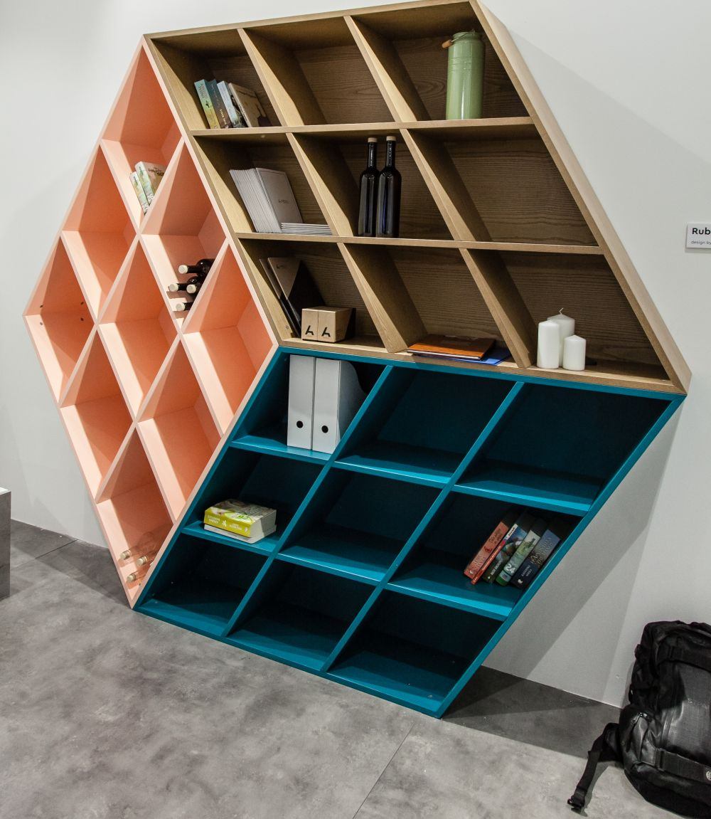 House Bookshelf: So You Can Surround Yourself