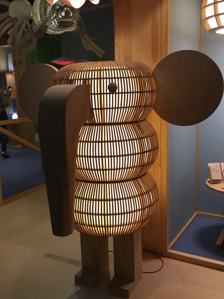 Stacked elephant lamp - Designers Show Their Finest Lighting Pieces In Glass Metal And More View In Gallery The Lamp