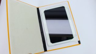 Make a Quick and Easy Tablet Case