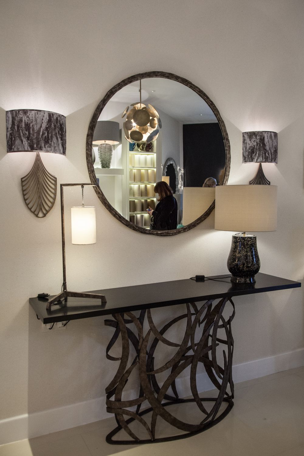 The Entryway Mirror The Star Of A Welcoming Home