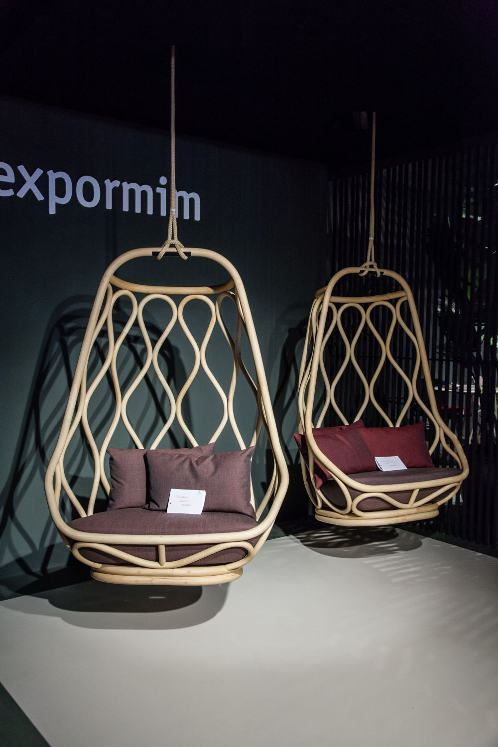 Relaxing Chairs And Loungers Invite You To Lie Back And Relax