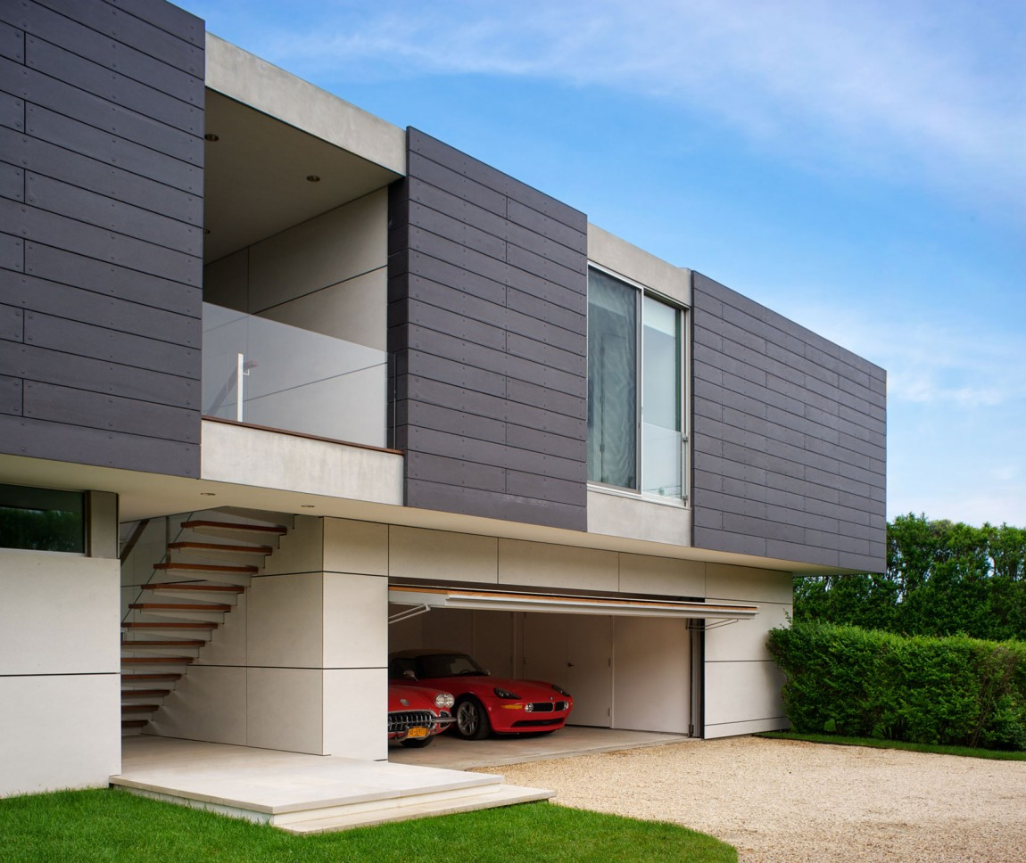Home Garage Design Ideas: 45 Car Garage Concepts That Are More Than Just Parking Spaces