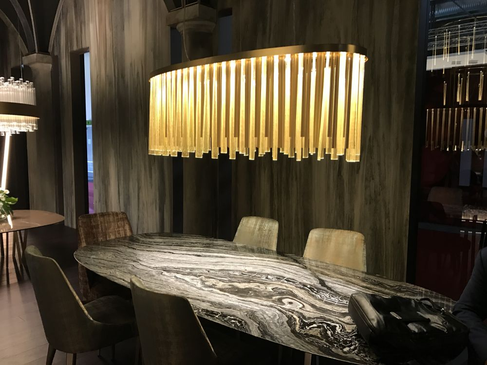 Design Art And Functionality Come Together At The Milan Fair
