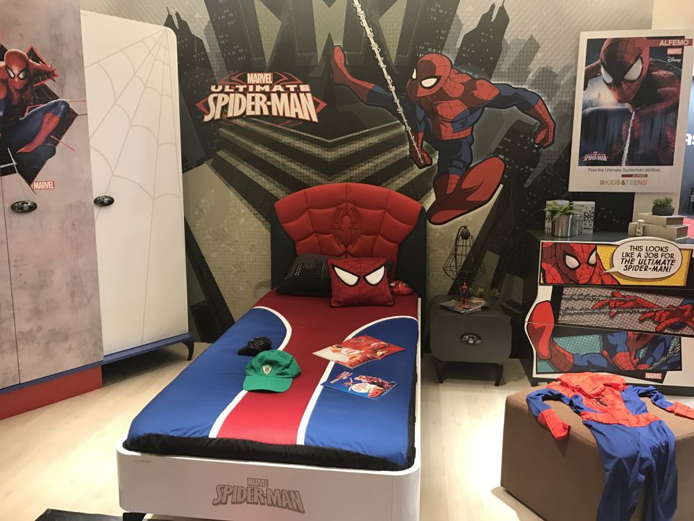 deadpool bedroom ideas