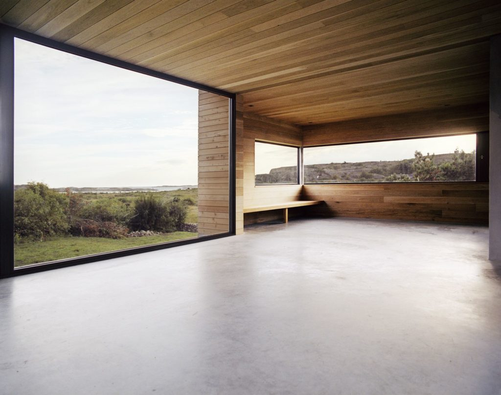 Floor to ceiling windows used to full potential to for Floor to ceiling windows