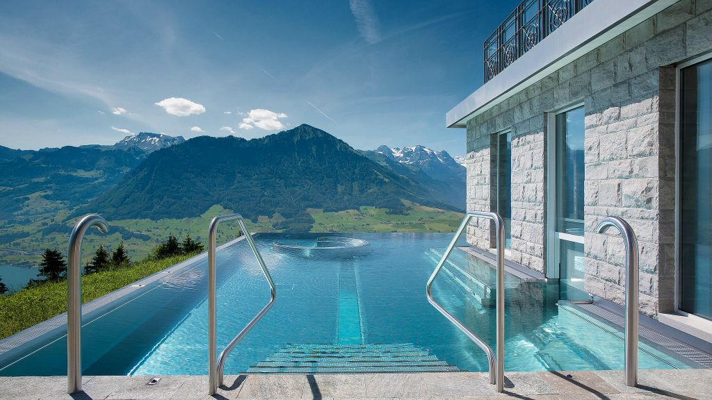 Villa Honegg A Stunning Boutique Hotel In The Swiss Alps