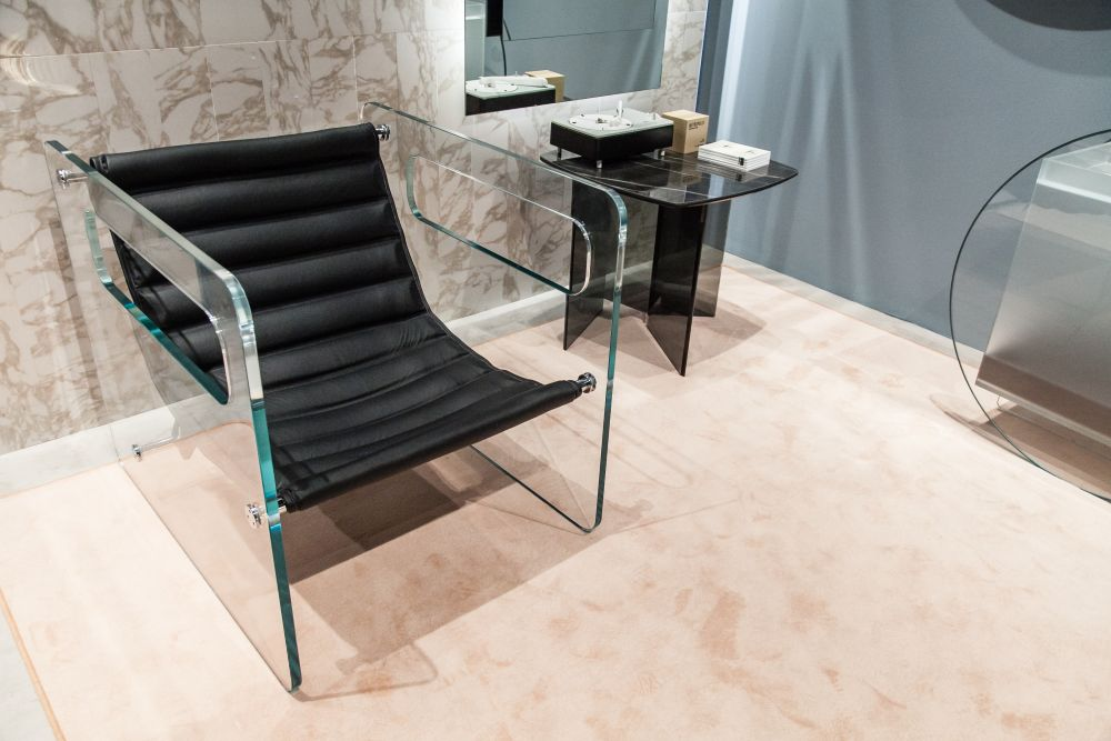 Outstanding Glass Furniture Designs For Contemporary Interiors