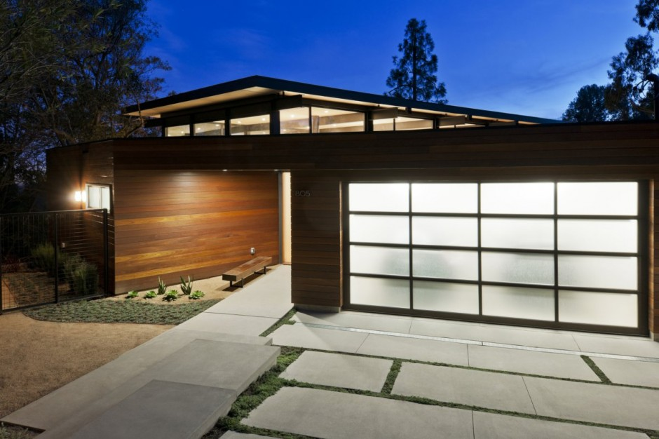 Glass Car Garage : Car garage concepts that are more than just parking spaces