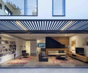 A Contemporary House Inspired By The White City of Tel Aviv
