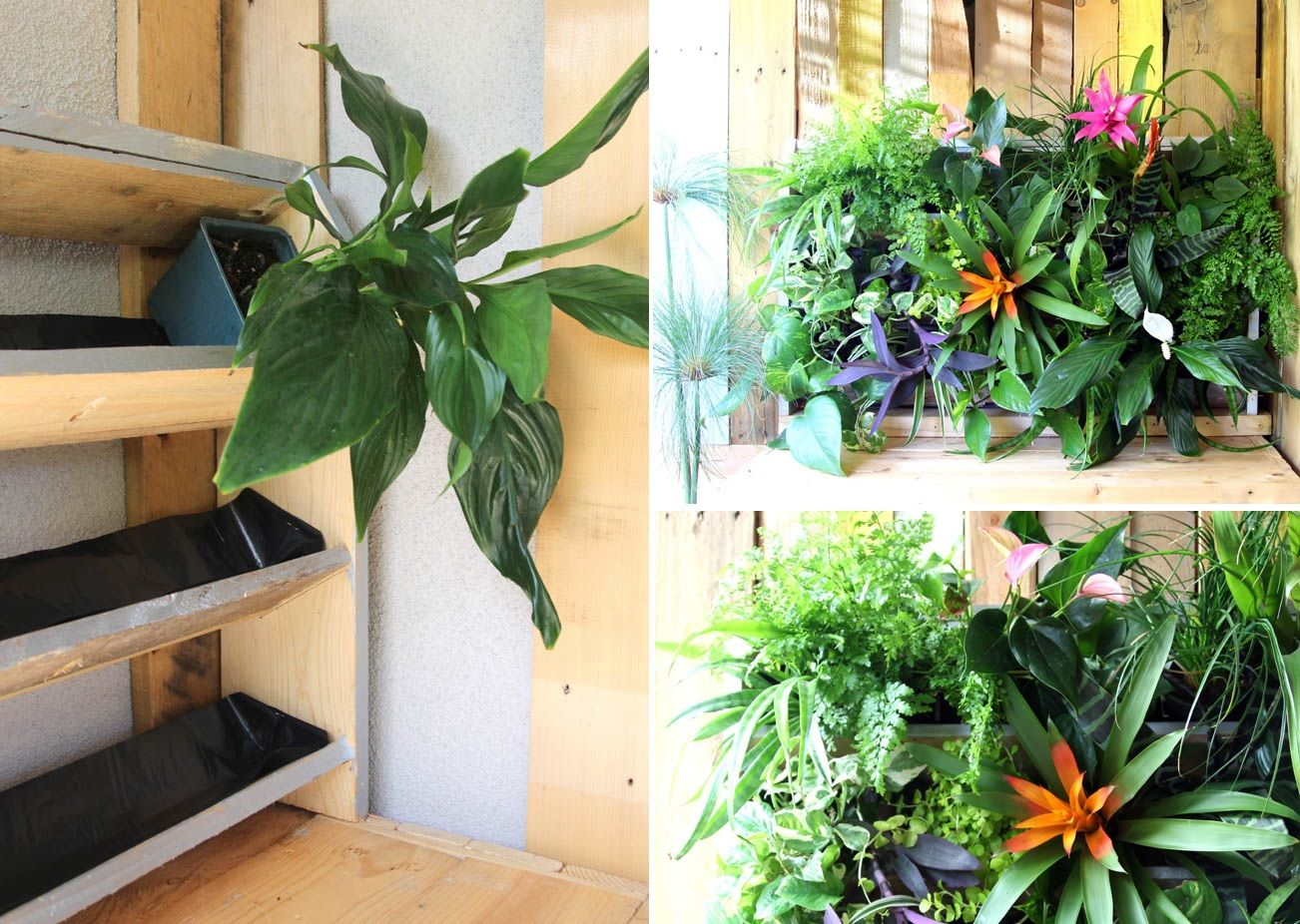 25 Simple Ways To Build A Pallet Planter