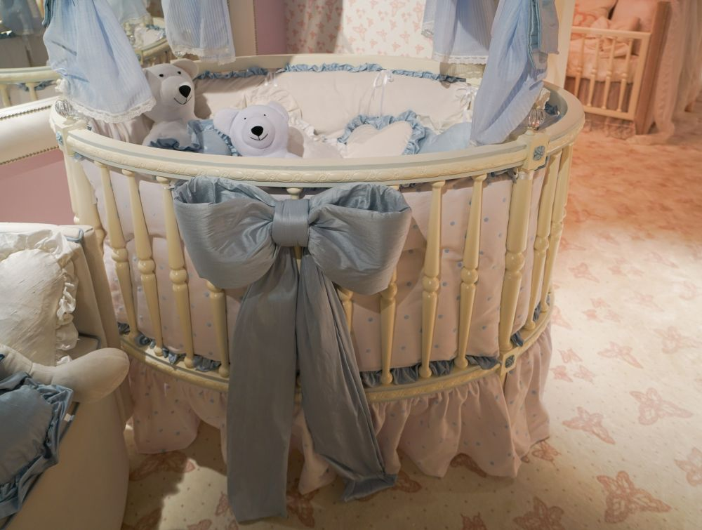 Don't go overboard with the crib since you'll only use for a short time. However, don't skimp on the details either
