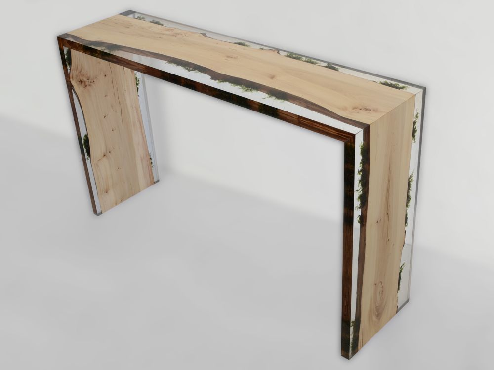 low priced d4b1c 61d79 Resin Furniture Forever Encapsulates Beauty In Extraordinary ...