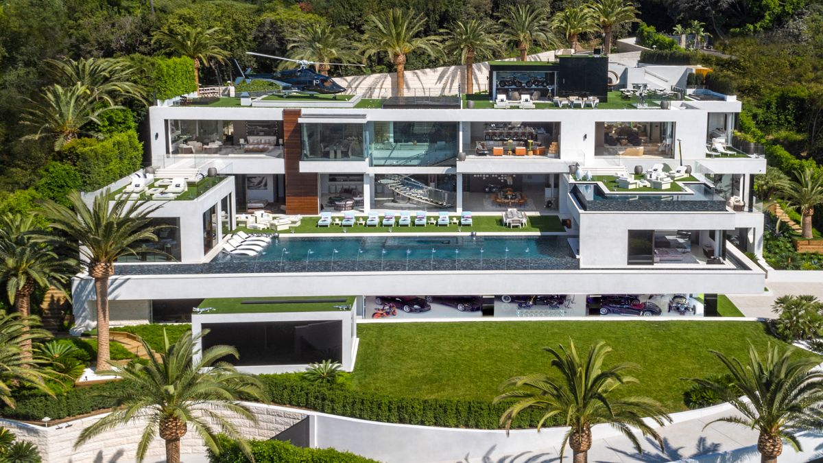 The Most Expensive House In The U.S.
