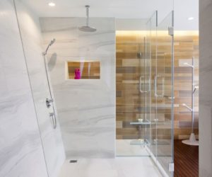 In addition to the fact that you can stain a marble floor easily if for instance you dye your hair in the bathroom marble also gets easily damaged or ... & Beautiful Marble Shower Designs And The Decors That Surround Them