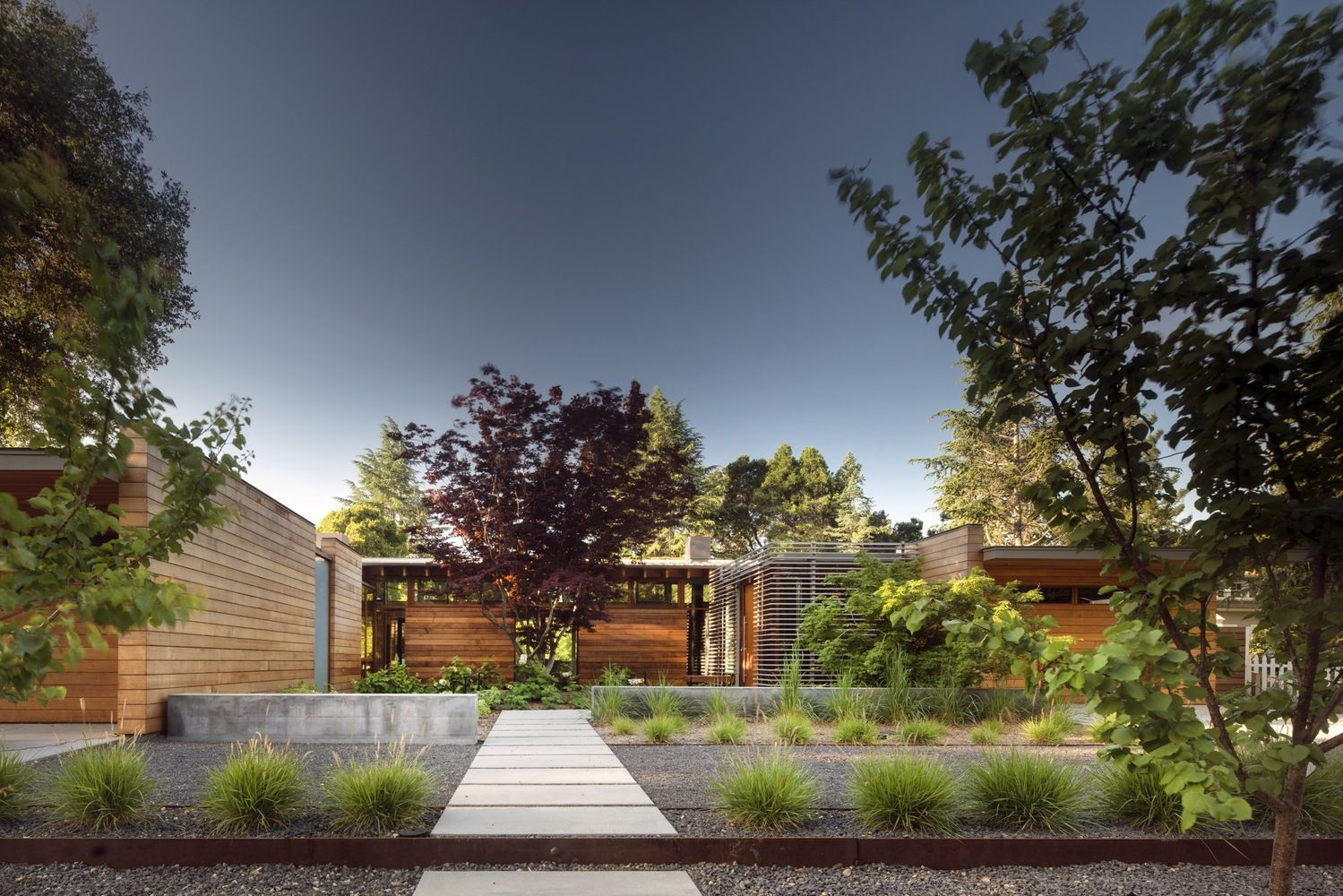 25 of the most beautiful california houses and their stories Modern ranch style homes