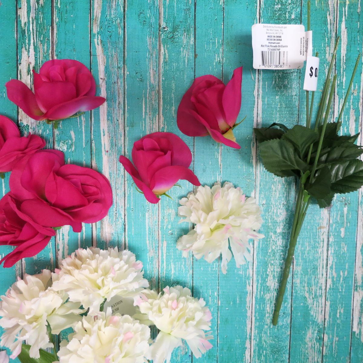 Floral Wall Hanging Diy Decor