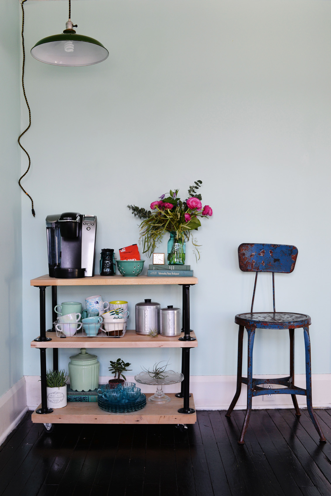 How To Build Or Update A Simple Coffee Cart