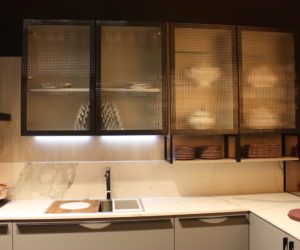 Kitchen Cabinets Types five types of glass kitchen cabinets and their secrets