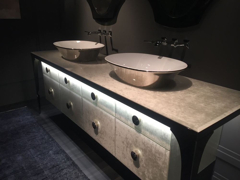 bathroom vessel sinks.  bathroom decor View in gallery Vessel sinks Sinks The Trend That Never Went Away