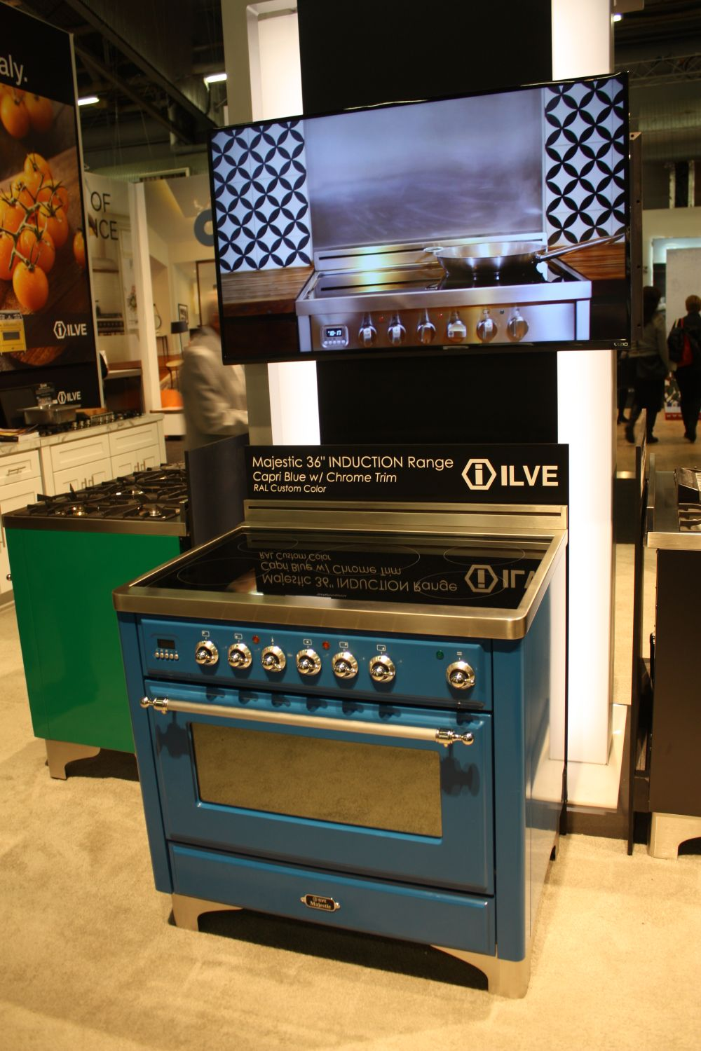 A lot of companies are offering kitchen appliances inspired by the retro and classical styles but updated for the modern home