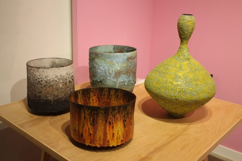 Collective Design Fair Showcases Masters, Emerging Artists