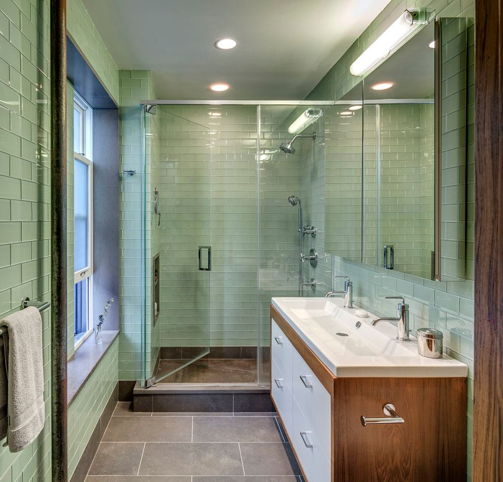 Mint green subway tile images tile flooring design ideas the case to paint your whole house mint green view in gallery doublecrazyfo images doublecrazyfo Image collections
