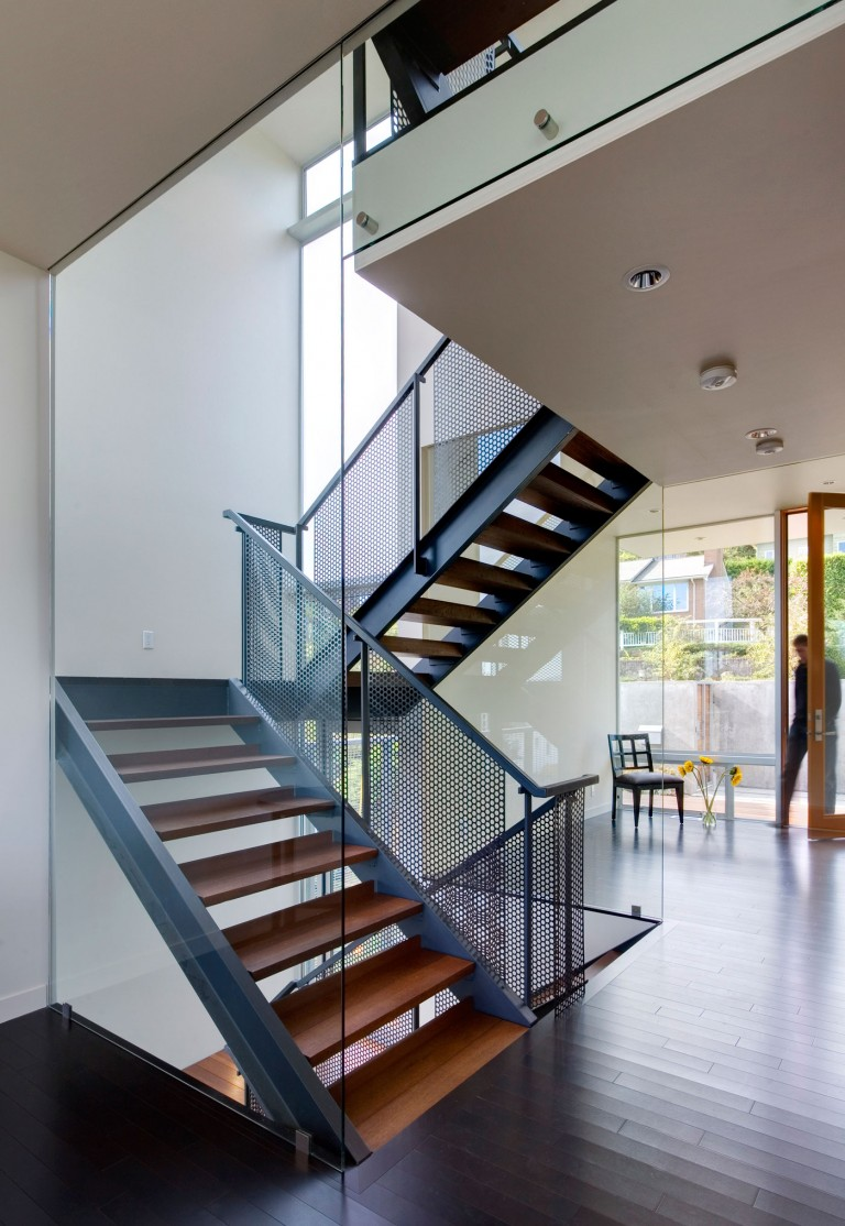 Staircase designs that bring out the beauty in every home for Open staircase designs