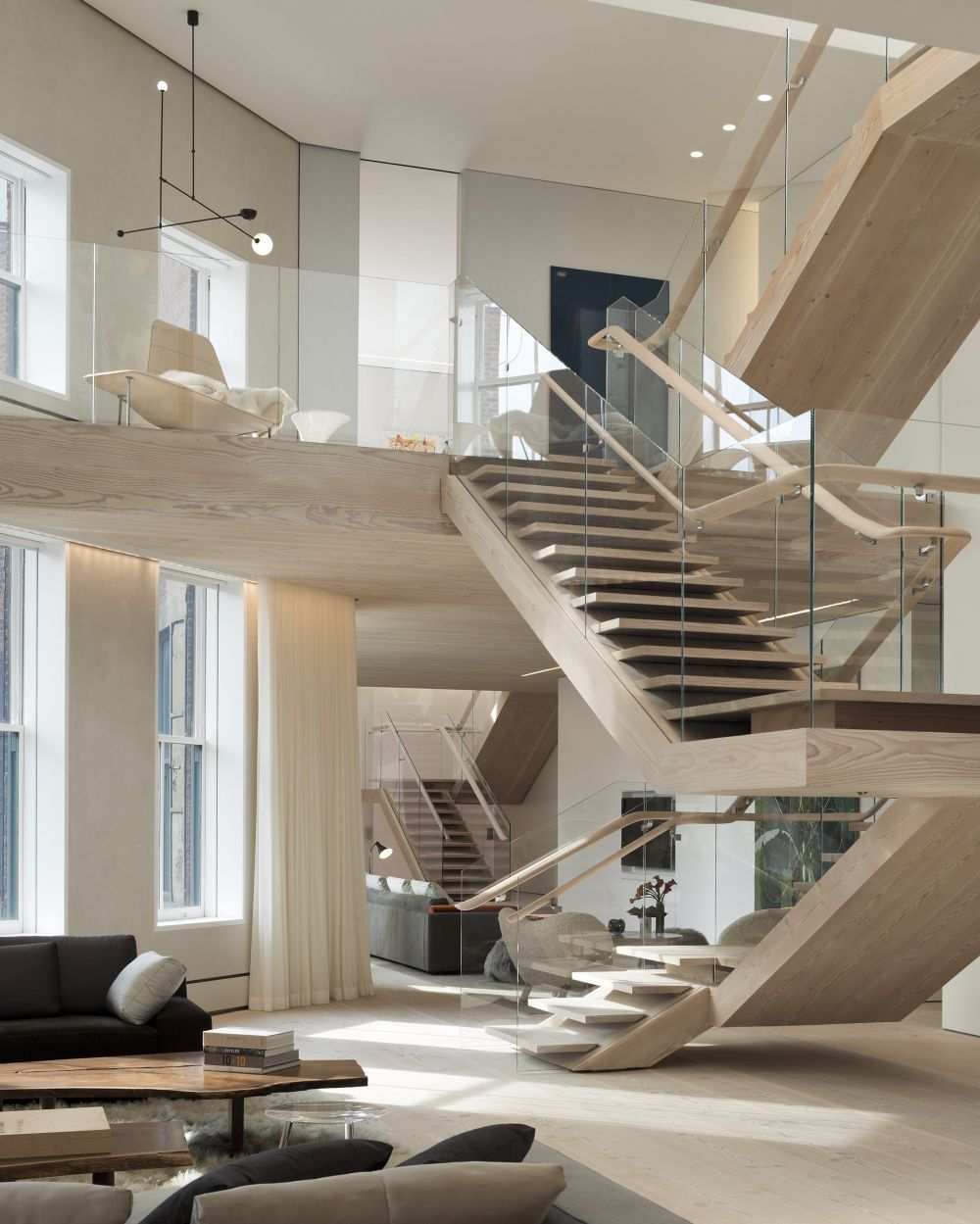 Stunning Staircase And Elevator Design Ideas: Staircase Designs That Bring Out The Beauty In Every Home