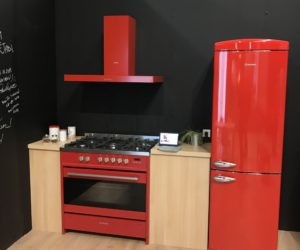 Etonnant Colored Kitchen Appliances Infused With Retro Charm Are Making A Comeback