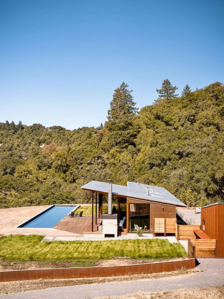 Most Beautiful California Houses