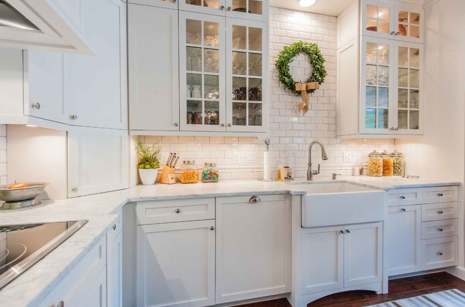 Five Types Of Glass Kitchen Cabinets And Their Secrets