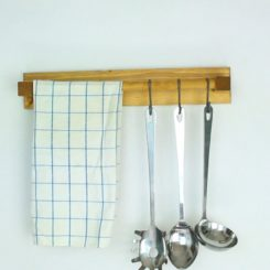 How To Make A Wooden Kitchen Utensil Holder