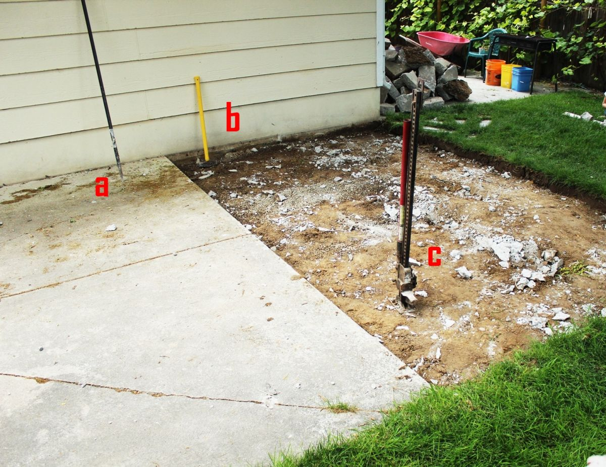 Remove Black Mold From Concrete Patio · Img 6616 · View In Gallery