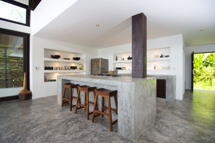 Ordinaire Cement Countertops U2013 The Focal Points Of Contemporary Minimalism
