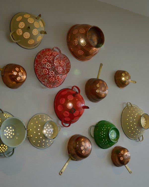 Coalader wall lights pendant